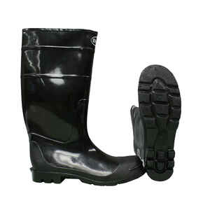 Boss  Unisex  Boots  13 US  Black