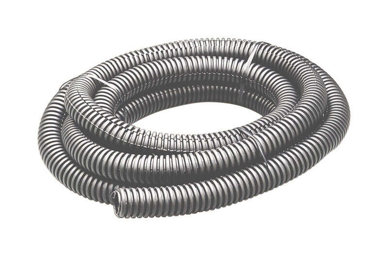 Gardner Bender 60 in. L Gray Polyethylene Flex Tube