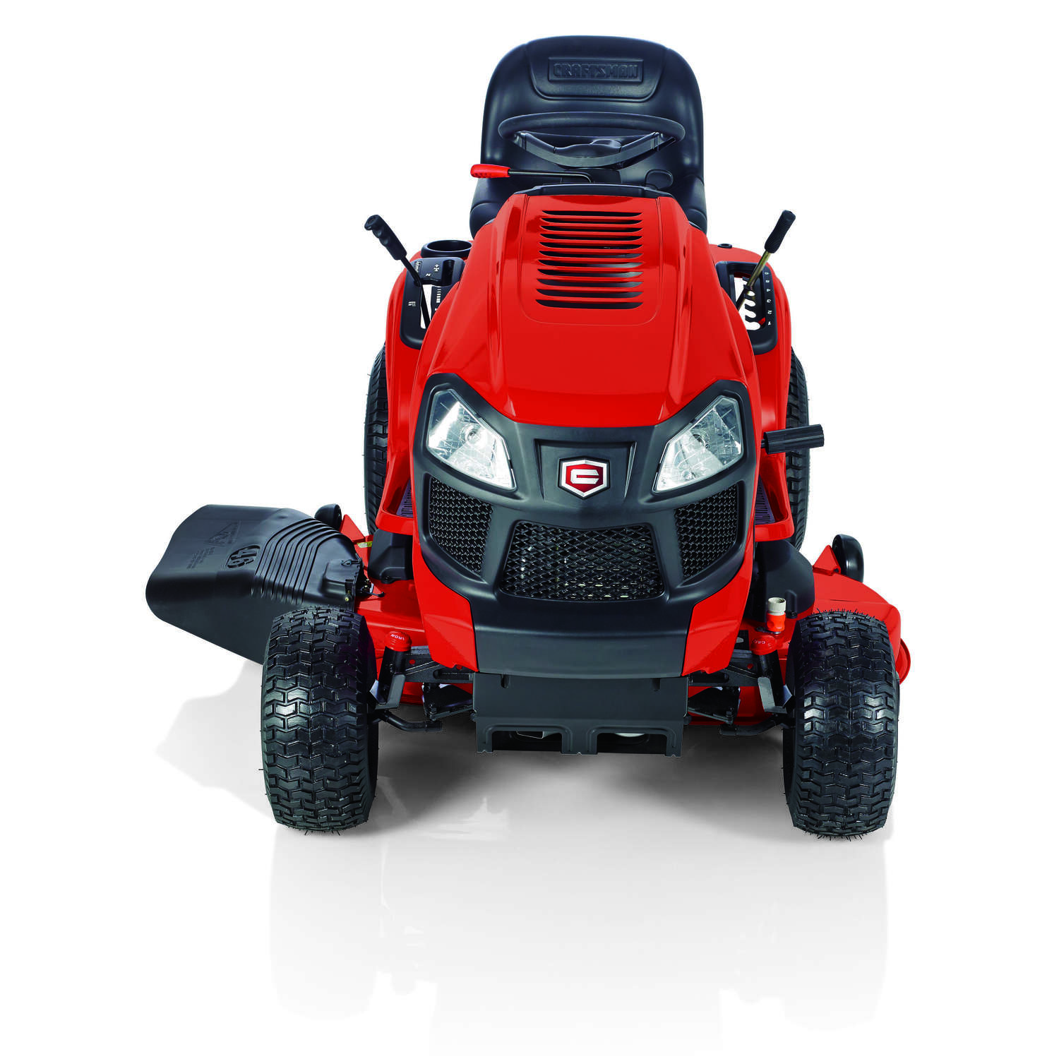 Craftsman  46 in. W 540 cc Mulching Capability Lawn Tractor  Riding