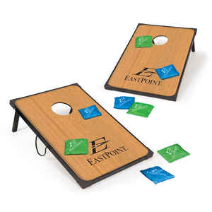 EastPoint  35 in. Bean Bag Toss  For 8 Years and up
