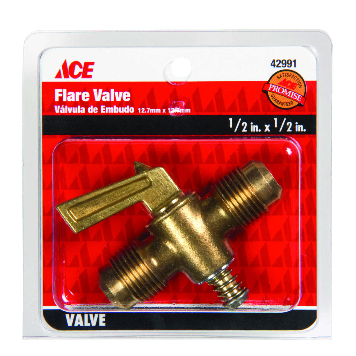 Ace  Flair Valve  Brass