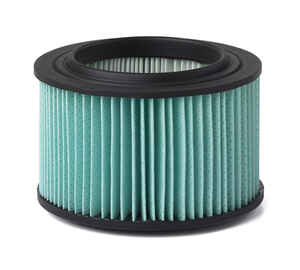 Craftsman  6.75  L x 6.75 in. W Wet/Dry Vac Filter  Green  1 pk