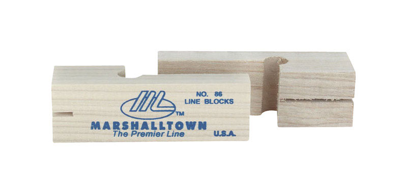 Marshalltown  no blade  W Wood Line Blocks