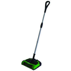 Bissell Commercial  BigGreen  Bagless  Rechargeable Sweeper  1 amps Filter Bag  Green