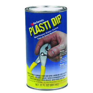Plasti Dip  Flat/Matte  Multi-Purpose Rubber Coating  Black  22 oz