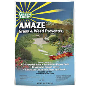 Green Light  Amaze  Weed and Grass Control  Granules  10 lb.