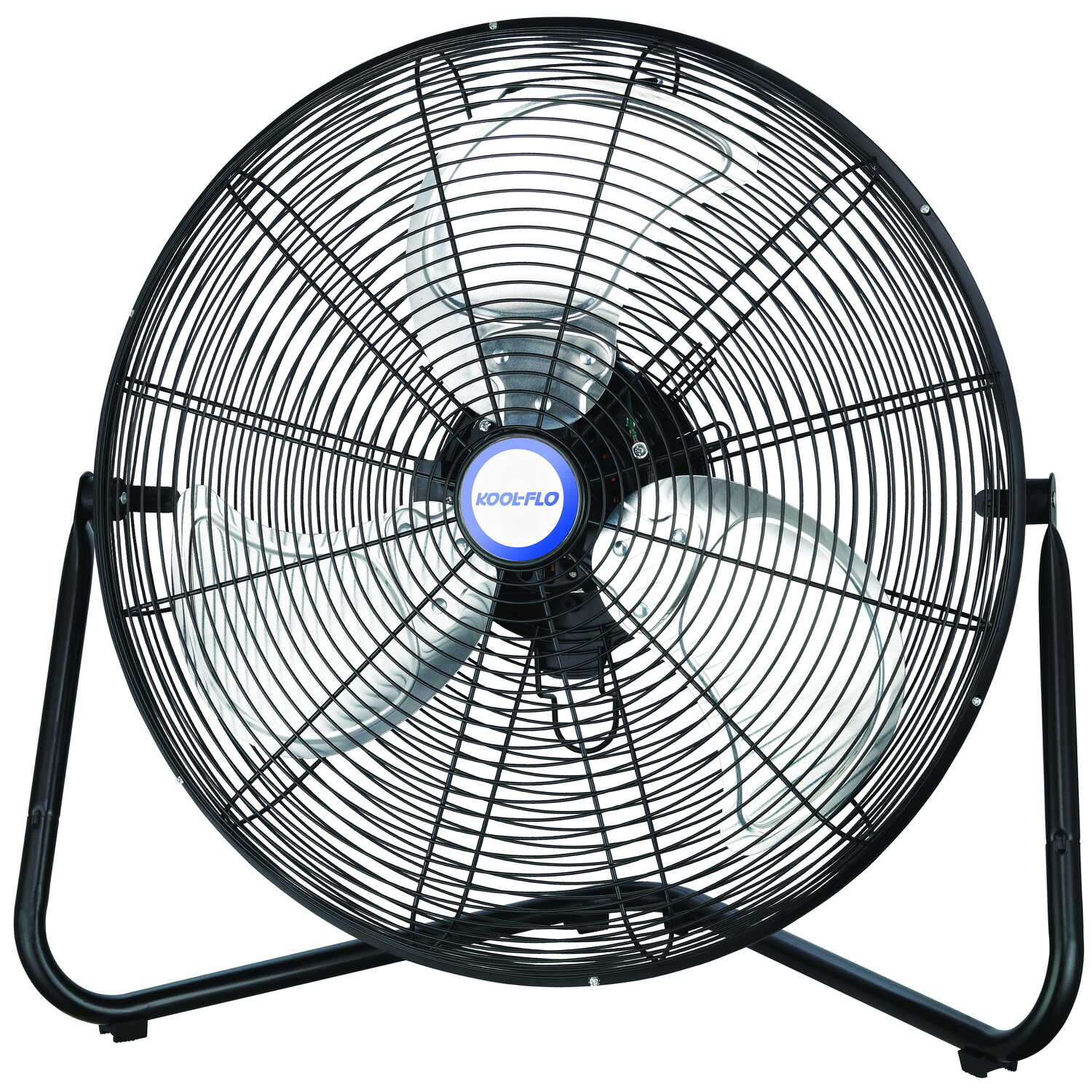 KOOL-FLO  20.04 in. H x 18 in. Dia. 3 speed Electric  High Velocity Fan