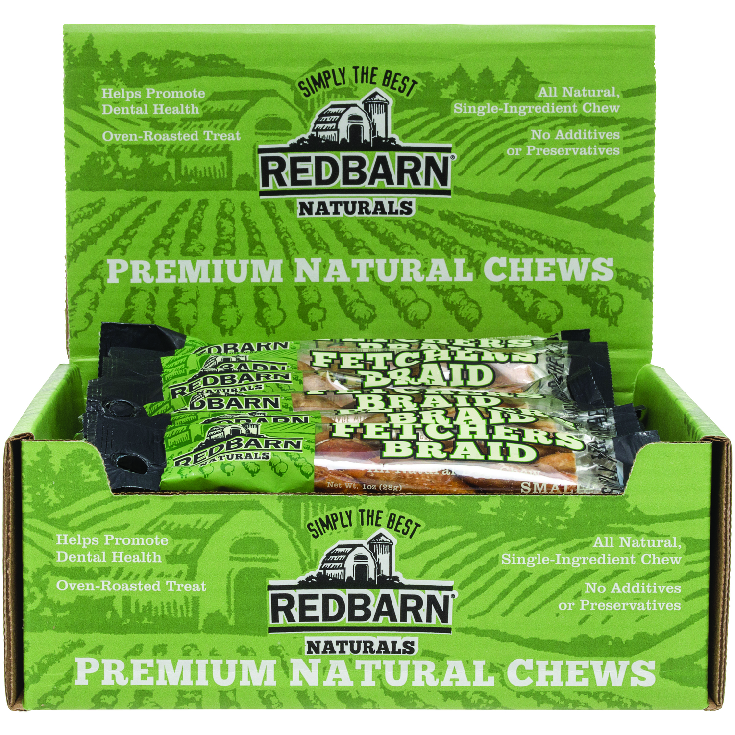 Redbarn  Naturals  Beef  Dog  Grain Free Chews  1 pk 1 pk