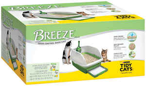 Tidy Cats  Breeze  Fresh and Clean Scent Cat Litter