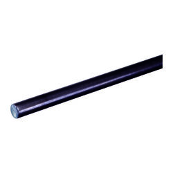 Boltmaster 1/2 in. Dia. x 48 in. L Cold Rolled Steel Weldable Unthreaded Rod