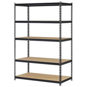 Casa Solutions  72 in. H x 48 in. W x 24 in. D Steel  Shelving Unit