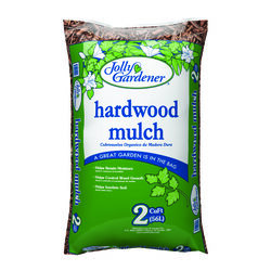 Jolly Gardener Natural Hardwood Mulch 2 cu. ft.
