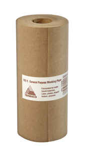 Trimaco  6 in. W x 180 ft. L Medium Weight  Masking Paper  1 pk Brown