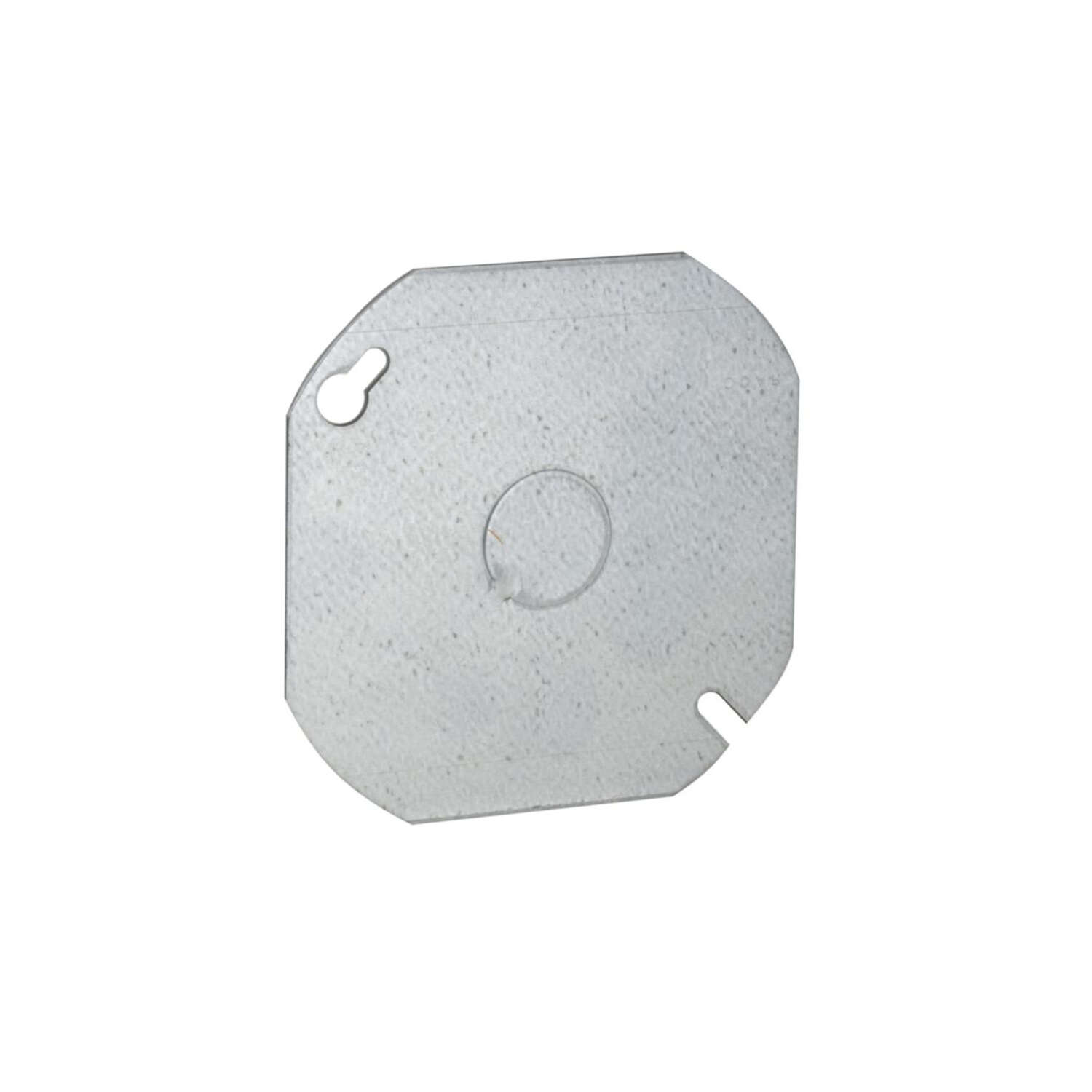 Raco  Octagon  Steel  Box Cover  For Outlet Box