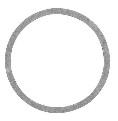 Danco  Nylon  7/8 inch  Dia. x 1-1/16 inch  Dia. Cap Thread Gasket