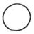 Danco  1-1/4 in. Dia. x 1-1/8 in. Dia. Rubber  O-Ring  1 pk