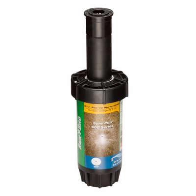 Rain Bird  Sure Pop  2-1/2 in. H Full-Circle  Sprinkler Spray Head