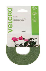Velcro Brand  360 in. H x 1/2 in. W Green  Plant Tie