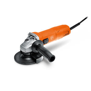 Fein  Corded  120 volt 6.3 amps 4-1/2 in. Angle Grinder  Bare Tool  12000 rpm Small