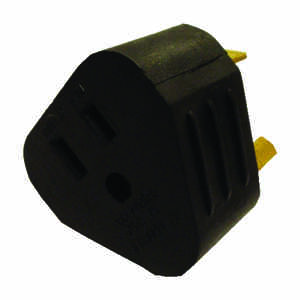 US Hardware  RV Reverse Electrical Adapter  1 pk