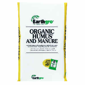 Earthgro  Organic Garden  Humus and Manure  1 cu. ft.
