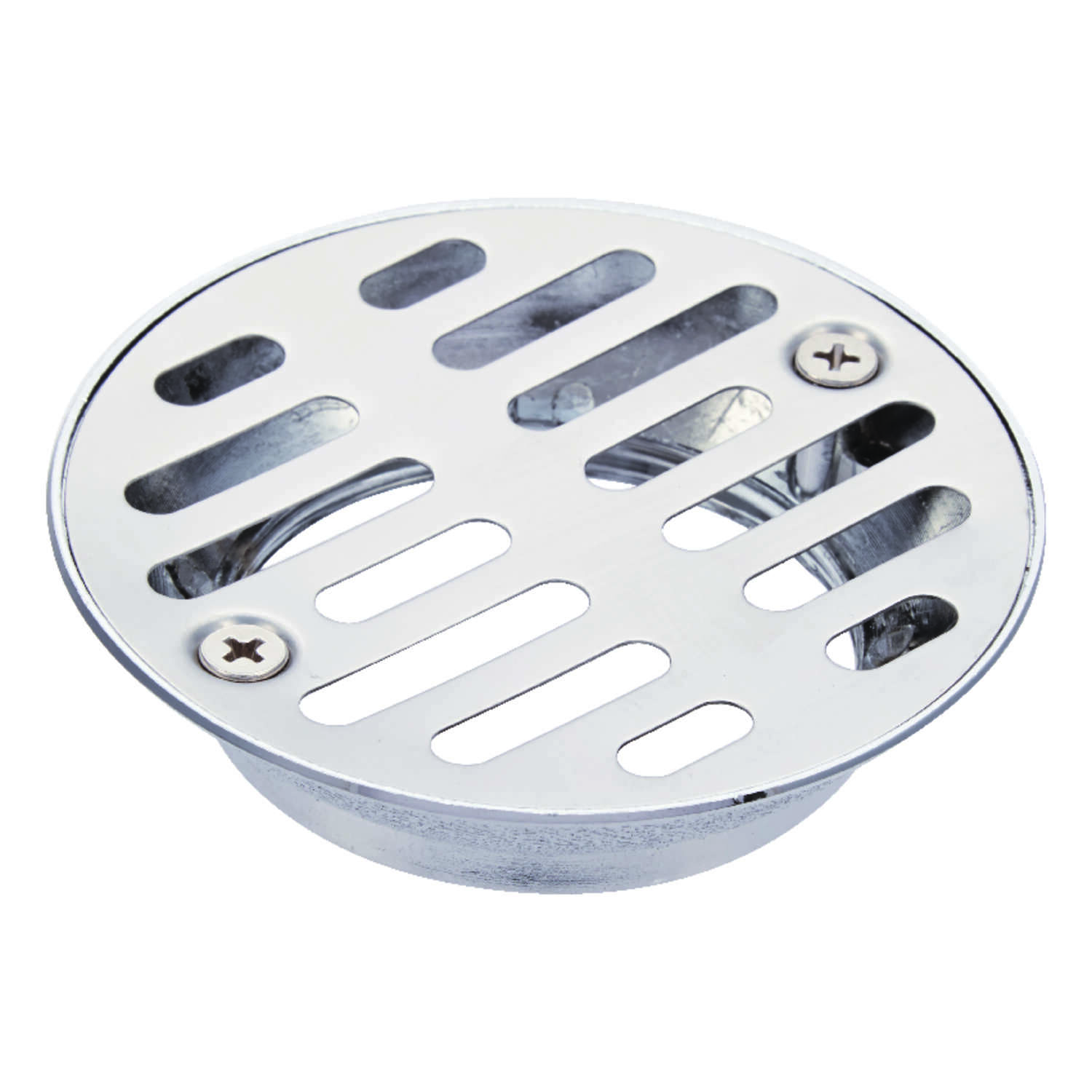 Ace  2 in. Dia. Stainless Steel  Shower Drain
