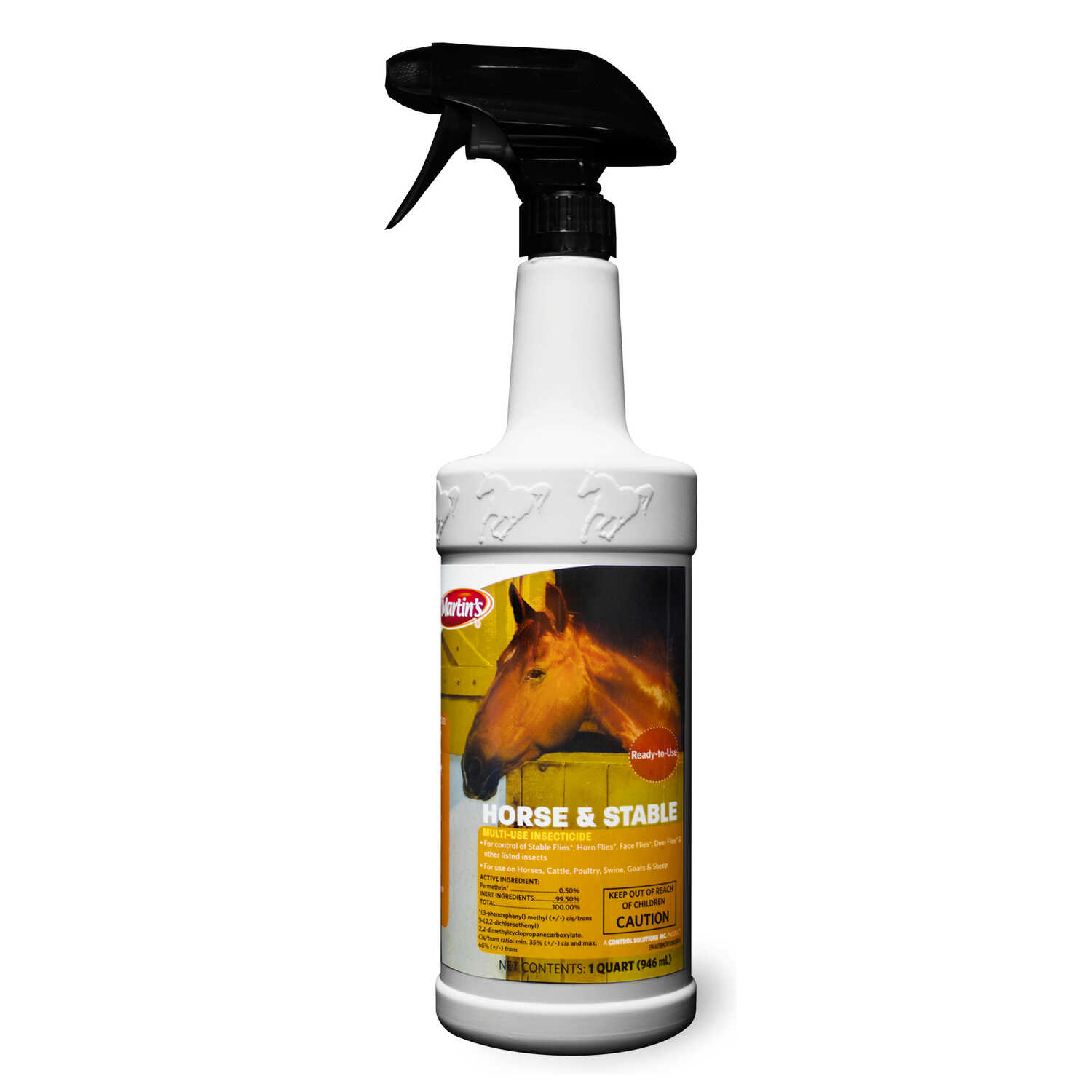 Martin's  Horse & Stable  Insect Killer  1 qt.