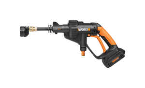 Worx  Hydroshot  320 psi Battery  0.5 gpm Portable Power Cleaner