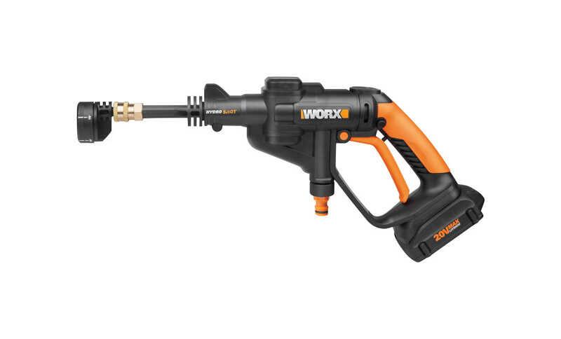 Worx Hydroshot 320 Psi Battery 0.5 Gpm Portable Power