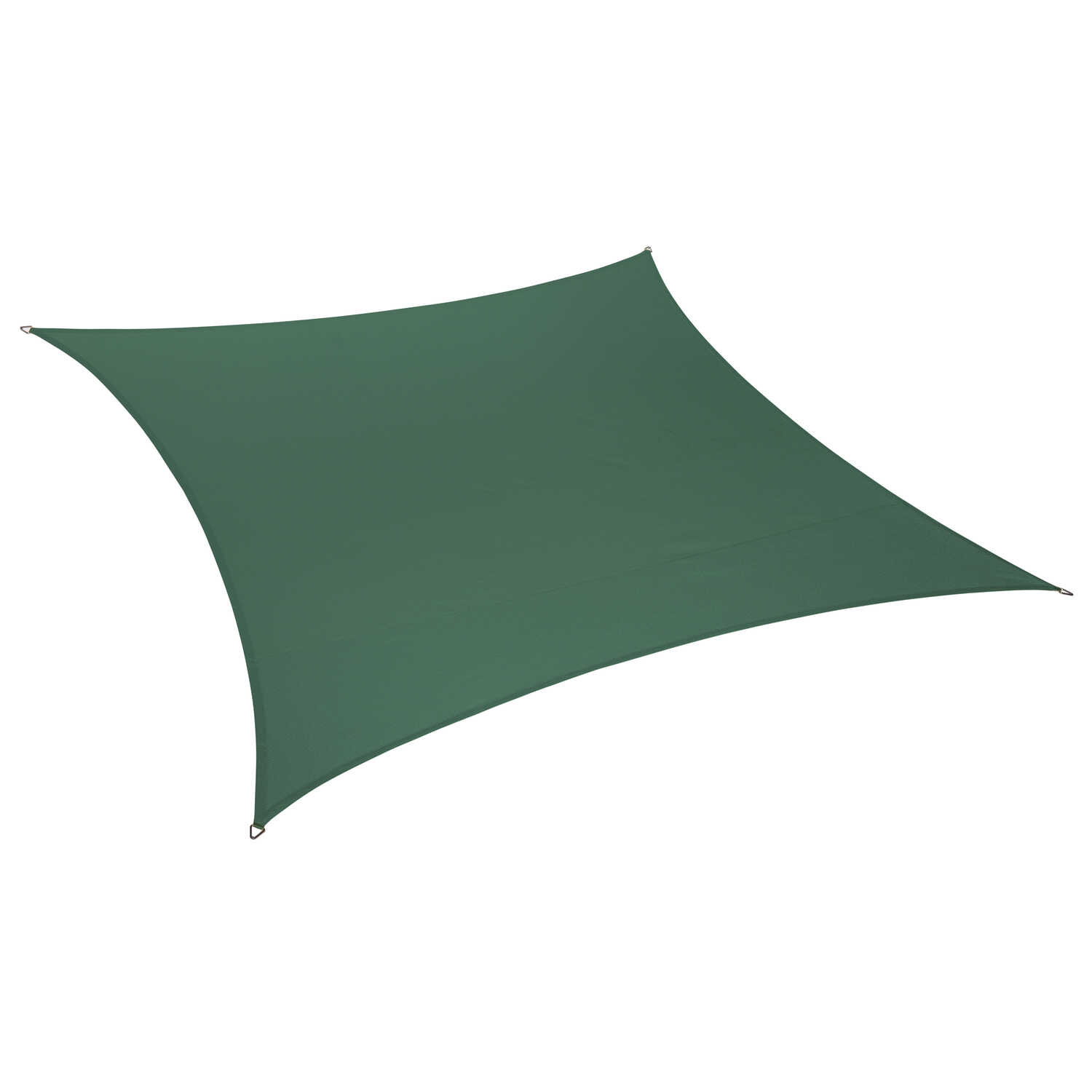 Coolaroo  Polyethylene  Square Shade Sail Canopy  12 ft. W x 12 ft. L