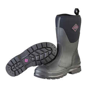 The Original Muck Boot Company  Chore Mid  Women's  Boots  8 US  Black