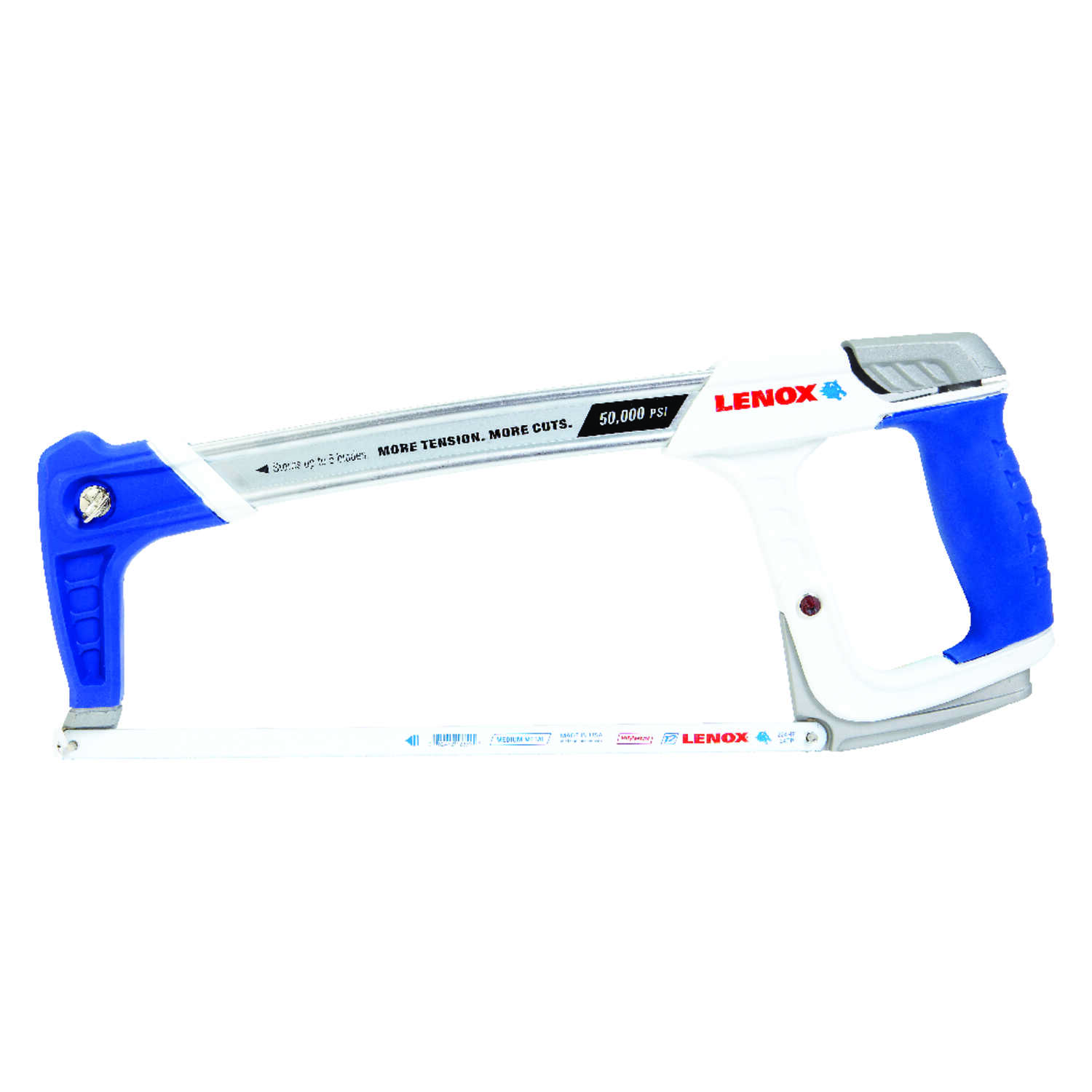 LENOX  12 in. Hacksaw  White  1 pc.