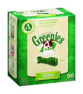 Greenies  Mint  Dog  Grain Free Dental Stick  1 pk 27 oz.