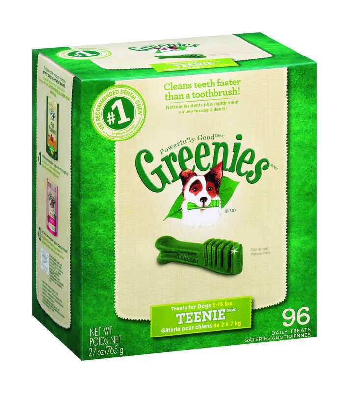Nutro  Greenies  Mint  Dog  Dental Stick  1 pk 27 oz.