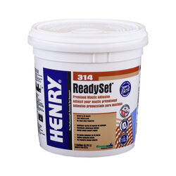 Henry  314 Ready Set  High Strength  Paste  Premixed Mastic Adhesive  1 pk