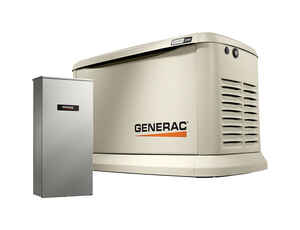 Generac  Guardian Series  20 watts Generator