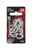 Ace Small White Steel 0.875 in. L Cup Hook 8 pk