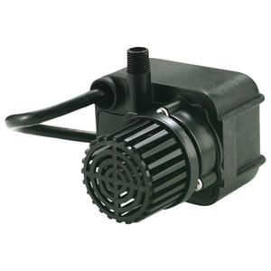 Little Giant  Direct Drive  Thermoplastic  Pond Pump  1/125 hp