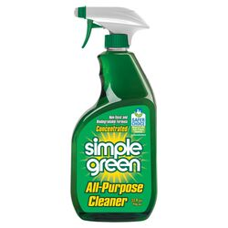 Simple Green  Sassafras Scent Cleaner and Degreaser  32 oz. Liquid