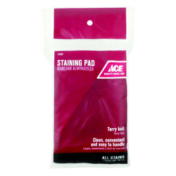 Ace  4.5 in. W Staining Pad  For Smooth Surfaces 1 pk