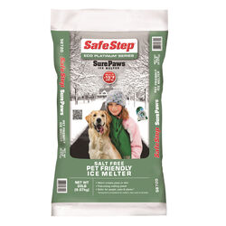 Safe Step  Sure Paws  Magnesium Chloride  Pet Friendly Granule  Ice Melt  20 lb.