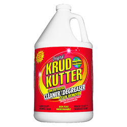 Rust-Oleum  Krud Kutter  No Scent Cleaner and Degreaser  1 gal. Liquid