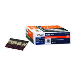 Paslode Framing Nail Angled  3 in. x 0.131 in.  Paper Collated Smooth  2,500 / Box