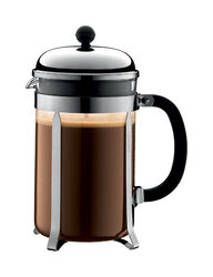 Bodum Chambord 51 oz. Silver French Press