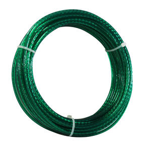 Ace  50 ft. L Green  PVC  Clothesline