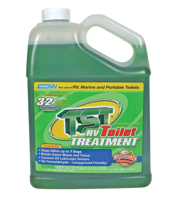 Camco  TST  Tank Treatment  1 pk
