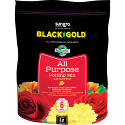 Black Gold All Purpose Potting Mix 8 qt.