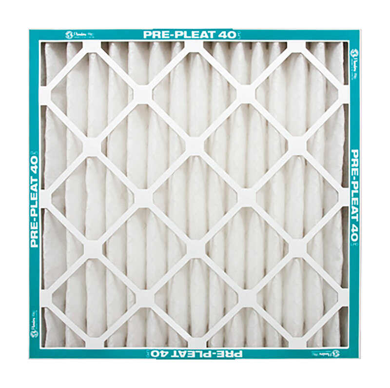 AAF Flanders  12 in. H x 24 in. W x 1 in. D Air Filter