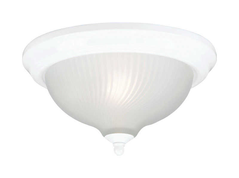 Westinghouse  8 in. H x 11-1/2 in. W x 11-1/2 in. L Ceiling Fixture