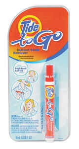 Tide  To Go  No Scent Stain Pen  0.33 oz. Liquid